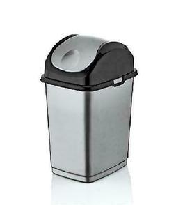 1.3 Gallon Mini Slim Trash Can For Kitchen Office Bathroom G