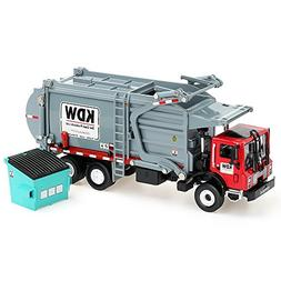 duturpo 1/43 Scale Diecast Collectible Waste Management Truc