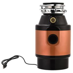 1.5 HP Commercial Garbage Disposal Continuous Feed Food Kitc