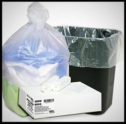 10 gallon Trash Bags Bathroom Wastebasket Office Small Garba