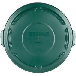 Brute 32 gallon Trash Can Lid - Dark Green