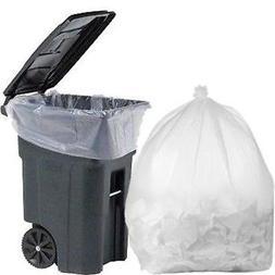 PlasticMill 100 Gallon, 1.3 Mil, 67x79, Garbage Bags / Trash