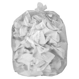 1000 ct 12-16 Gallon High Density Trash Bags Garbage Can Lin
