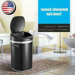 COMIX 10L Auto-Sensor Trash Can Stainless Steel Kitchen Offi
