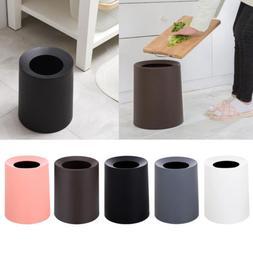 12L Trash Can Rubbish Bin Wastebasket Home Kitchen Bedroom B