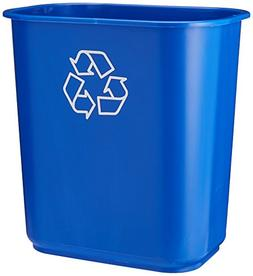 13 Quart Recycling Office Wastebasket