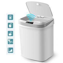 15L Home Intelligent <font><b>Trash</b></font> <font><b>Can<