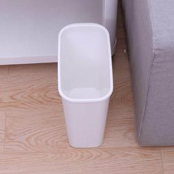 1PC Garbage Container Trash Can Rectangular Mini Dustbin for