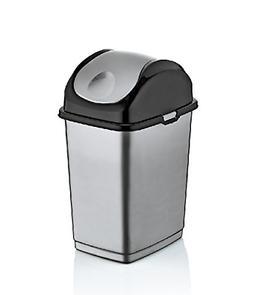 2.6 Gallon Small Slim Trash Can