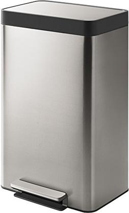 20940 stainless trash can