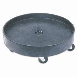 Rubbermaid 2650BLA Brute Container Universal Drum Dolly, 500