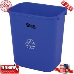 Genuine Joe 28-1/2qt Recycle Wastebasket
