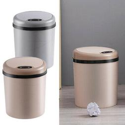 2x Battery Operated Touch Free Sensor Automatic Trash Can Pa