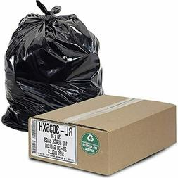 30 Gallon Trash Can Liners  - Thick Black Trash Bags for All