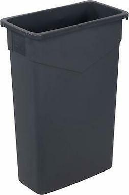 Carlisle 34202323 TrimLine Rectangle Waste Container Trash C