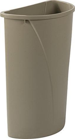 Carlisle 34302106 Centurian Polyethylene Half Round Containe