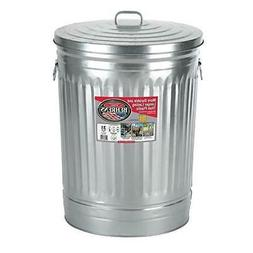 Magnolia Brush 455-30-GALLON 30 gal Trash Can with Lid