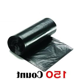 Ox Plastics 45-50 Gallon Trash Can Liner, High Density 40""