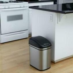 6.3 Gallon Kitchen Infrared Touchless Automatic Motion Senso
