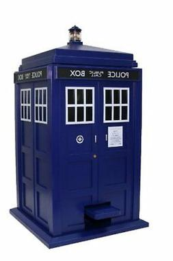 Doctor Who TARDIS Trash Can - With Lights and Sounds