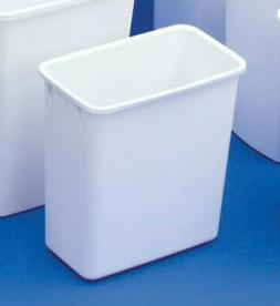 Rev-A-Shelf 20 Quart Replacement Container Only, White