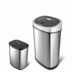 13.2 Gallon and 2.1 Gallon Automatic Sensor Garbage Containe