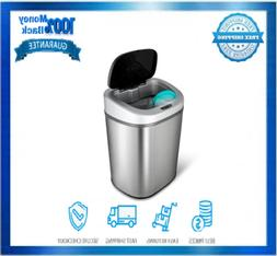Ninestars Automatic Trash Can 21 Gallon Motion-Activated Lid