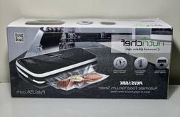 New NutriChef Automatic Vacuum Sealer System Electric Air Se