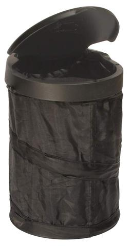 Rubbermaid Automotive Pop Up Trash Can, Flip Top Lid, Car Ga