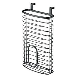 InterDesign Axis Over the Cabinet Kitchen Storage Holder for