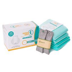 4 Pack Refill Bag - Fits Dekor PLUS Diaper Pails - Disposabl