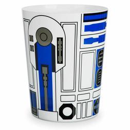 Star Wars Bath Collection R2 D2 Trash Can Waste Basket Disne