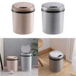 Battery Operated Touch Free Sensor Automatic Trash Can Garba