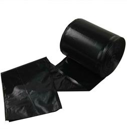 Nicesh Black 6 Gallon Trash Bags/Trash Can Liners, 250 Count