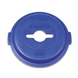 Rubbermaid 32 gal. Blue Recycling Bin-Mfg# 1788380 - Sold As