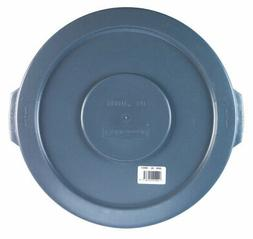 Rubbermaid Commercial Vented BRUTE Trash  Can Lid, 10 Gallo