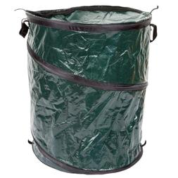 Camping Garbage Can Trash Bin Recycling Or Yard Waste Heavy