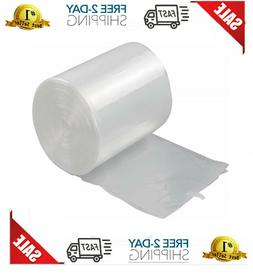 Cand 4 Gallon Clear Garbage Bags, 110 Counts
