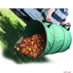 Collapsible Container Yard Waste Bags Lawn And Leaf Garden C