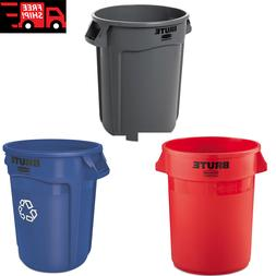 Rubbermaid Commercial Products Brute Garbage 32-Gallon Gal B
