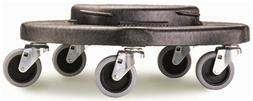 Rubbermaid Commercial Products Brute Trash Can Dolly FG26402
