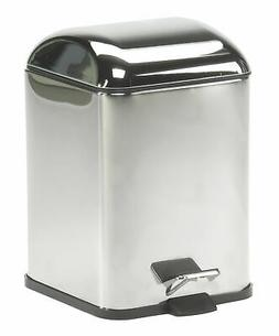WS Bath Collections Complements Karta 3 Gallon Step On Trash