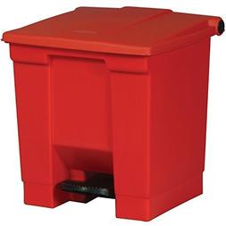 Rubbermaid Step-On Containers - 6143-RED SEPTLS6406143RED