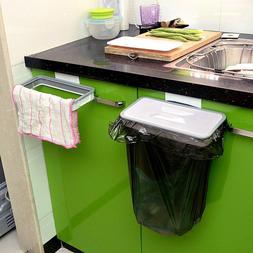 Cupboard Door Back Hanging <font><b>Trash</b></font> Rack St