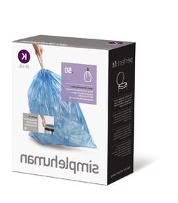 simplehuman Custom Fit Trash Can Recycling Liner K, 35-45 L