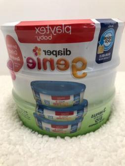 Playtex DIAPER GENIE Refills Diaper Pails Trash Can Refill 2