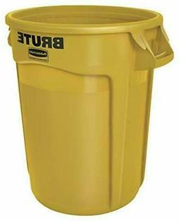 Rubbermaid Commercial Products FG263200YEL BRUTE Heavy-Duty
