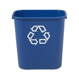 Rubbermaid Commercial Products FG295673BLUE Plastic Resin De