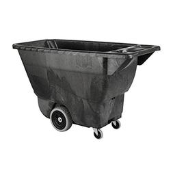 Rubbermaid Commercial Polyethylene Box Cart, 450 lbs Load Ca