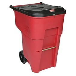 Rubbermaid Commercial FG9W2000RED Brute 95-gallon Medical Ro